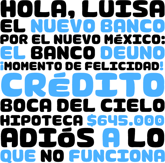 type invaders fonts | Deuno Sans